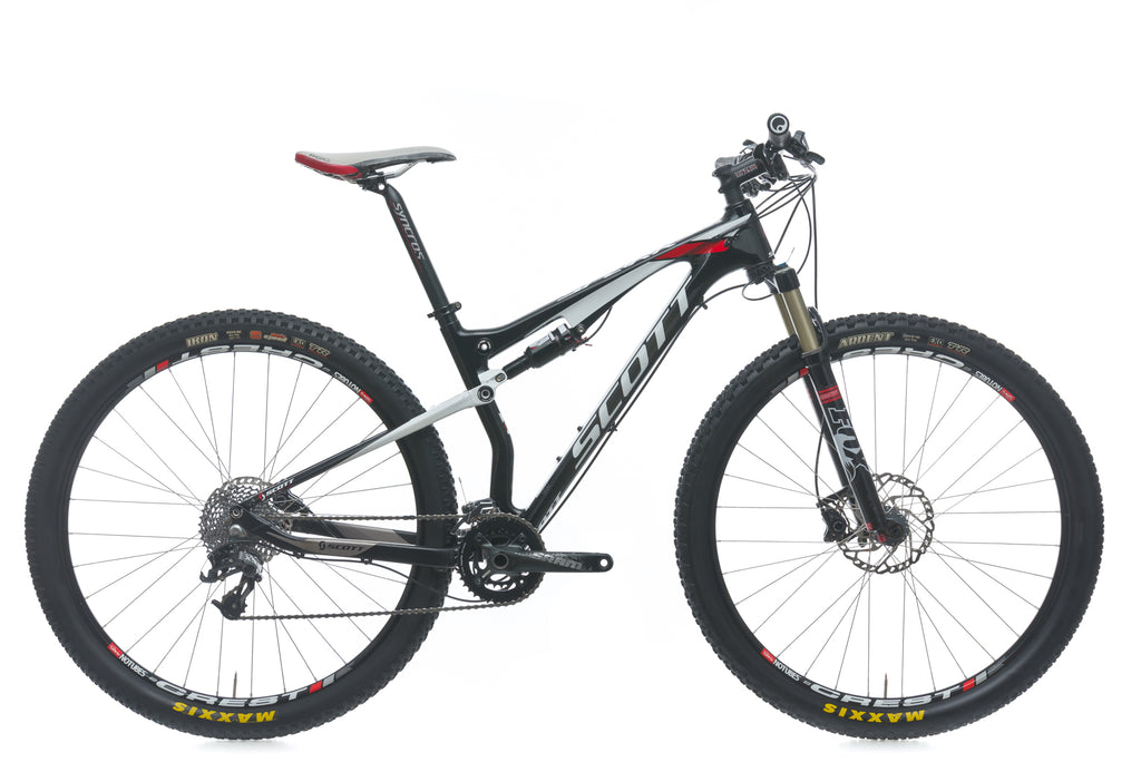 Scott Spark 930 Medium Bike - 2013 drive side