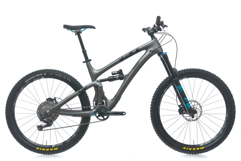 Yeti SB6 Medium Bike - 2017 drive side