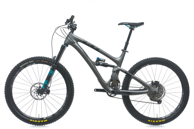 Yeti SB6 Medium Bike - 2017 non-drive side