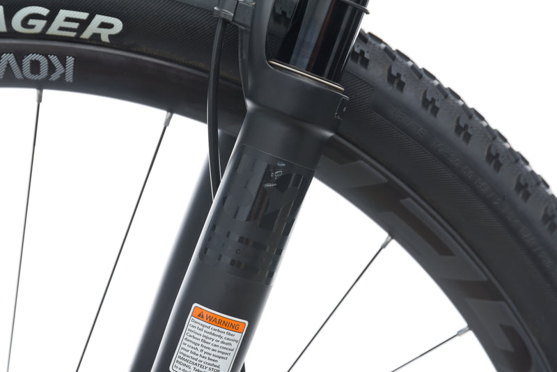 Trek Top Fuel 9.8 SL 18.5in Bike - 2017 detail 1