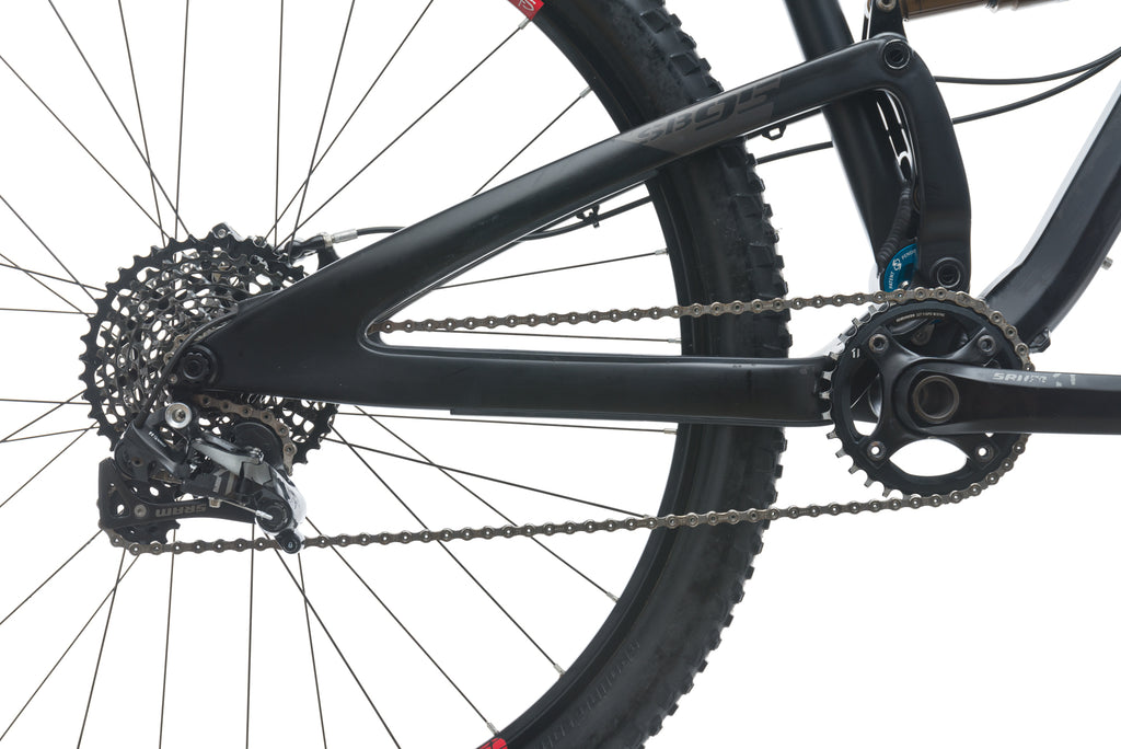 Yeti SB95 Medium Bike - 2014 sticker