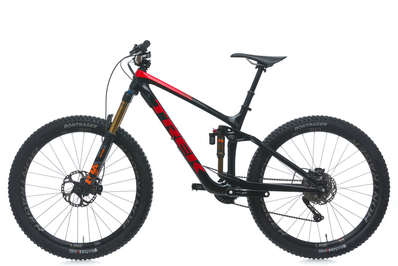 Trek Remedy C 17.5in Bike - 2018 non-drive side