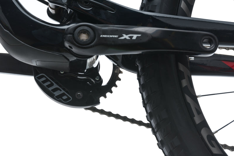 Trek Remedy C 17.5in Bike - 2018 crank