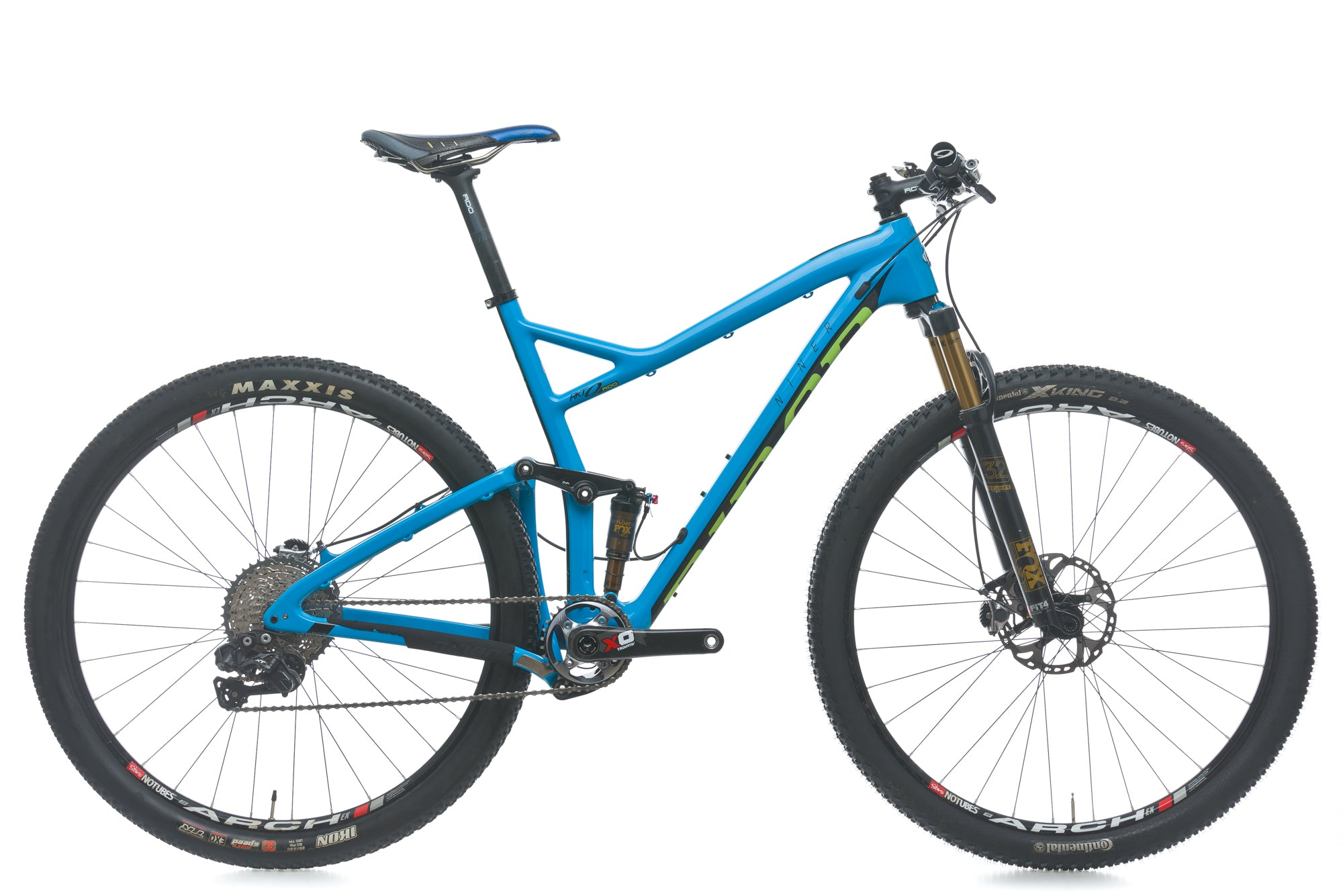 Niner RKT 9 RDO Large Bike - 2017 drive side