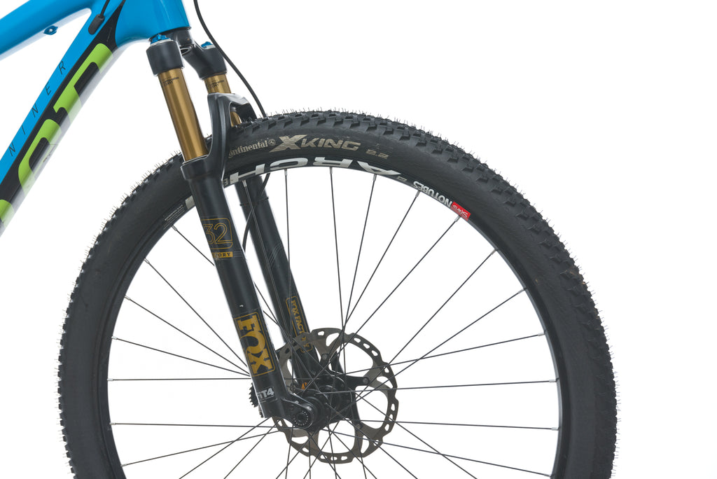 Niner RKT 9 RDO Large Bike - 2017 front wheel
