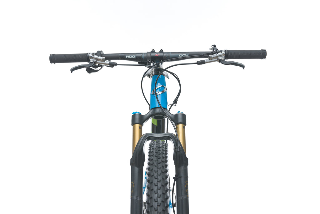 Niner RKT 9 RDO Large Bike - 2017 cockpit