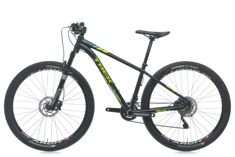 Trek X-Caliber 9 15.5in Bike - 2017 non-drive side