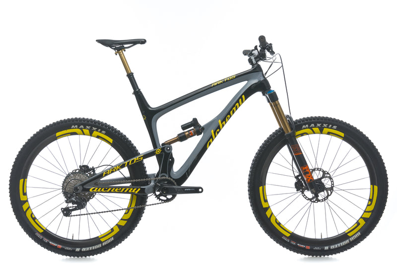 Alchemy Arktos 27.5 X-Large Bike - 2018 drive side