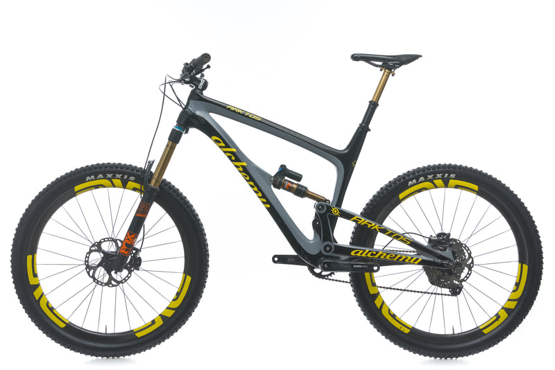 Alchemy Arktos 27.5 X-Large Bike - 2018 non-drive side