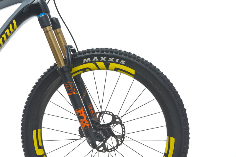 Alchemy Arktos 27.5 X-Large Bike - 2018 drivetrain