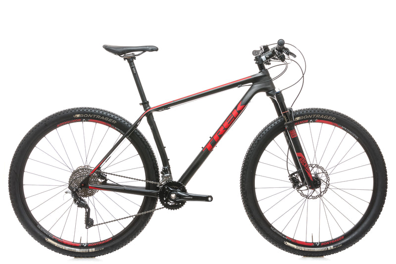 Trek Superfly 9.6 19.5in Bike - 2016 drive side