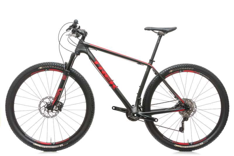 Trek Superfly 9.6 19.5in Bike - 2016 non-drive side