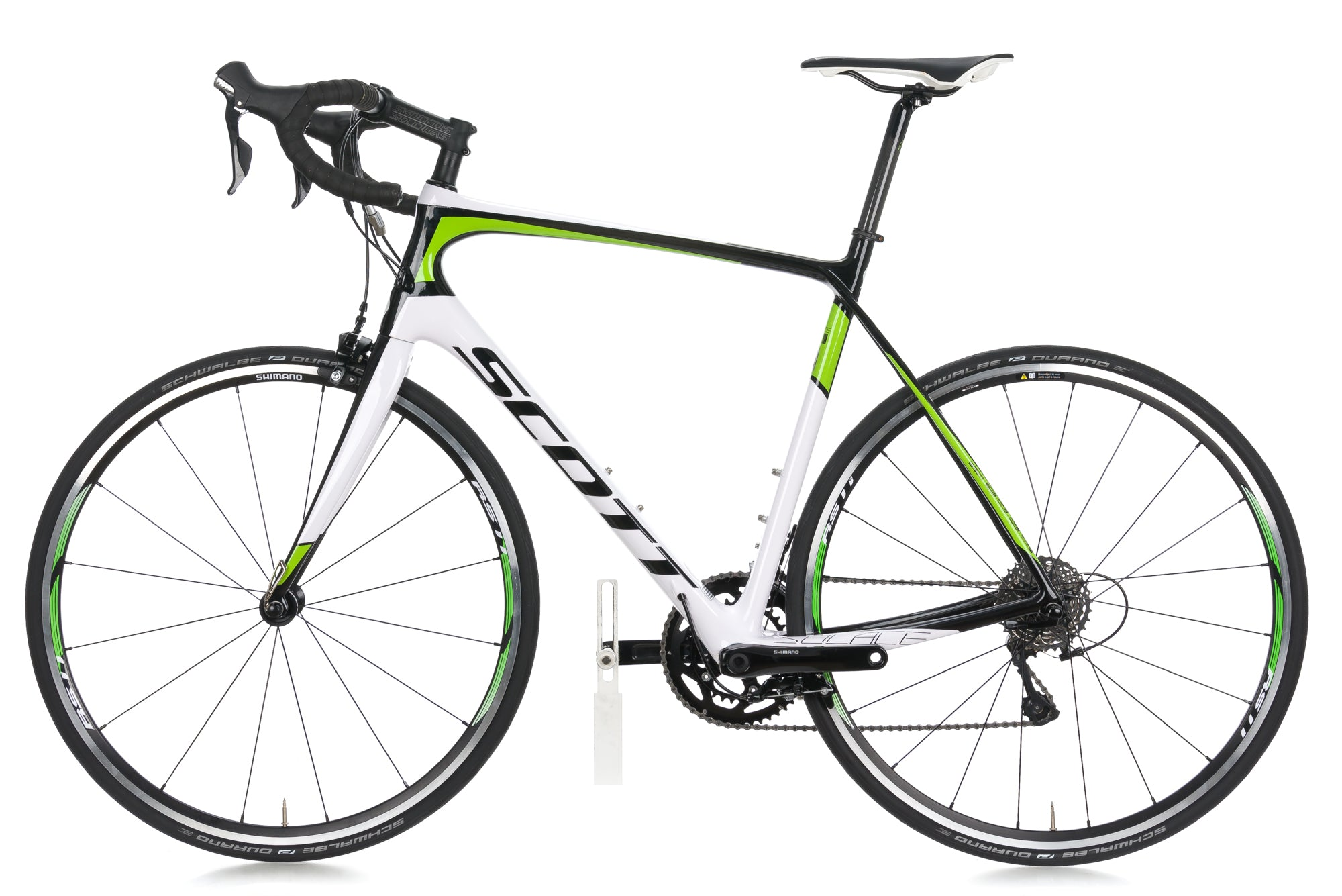 Scott Solace 30 58cm Bike - 2015 non-drive side