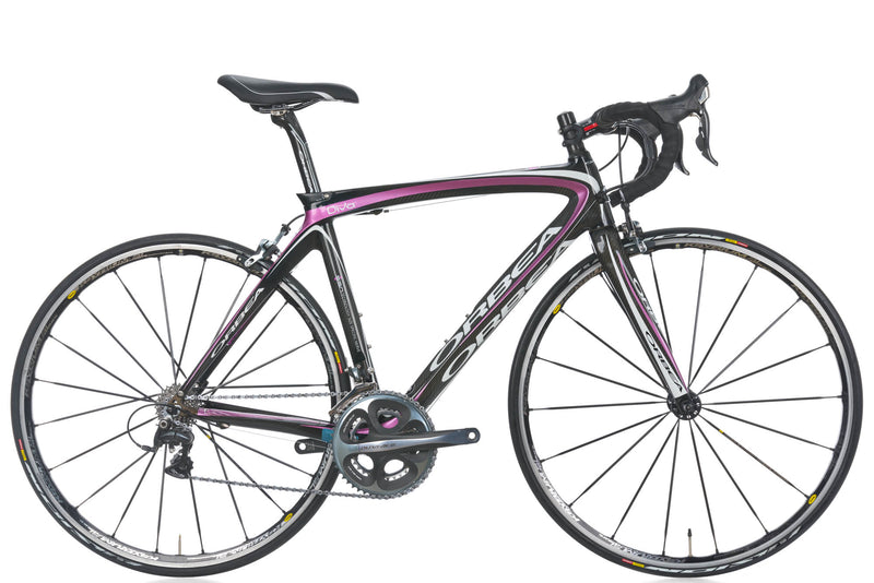 Orbea Diva 53cm Road Bike - 2010 drive side
