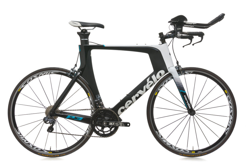 Cervelo P3  61cm Bike - 2016 drive side