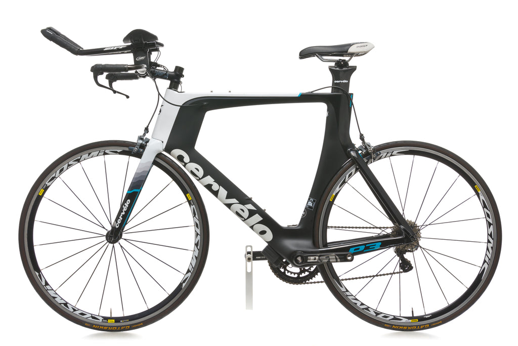 Cervelo P3  61cm Bike - 2016 non-drive side