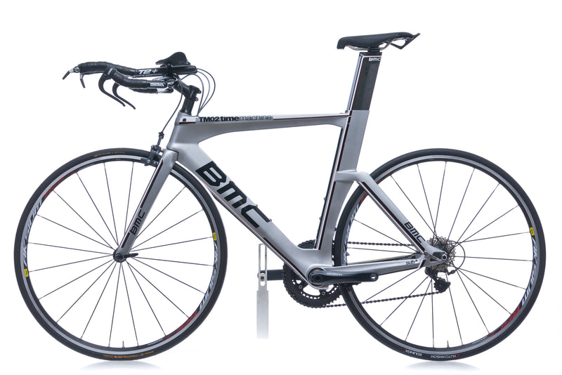 BMC Timemachine TM02 Medium-Long Bike - 2012 non-drive side