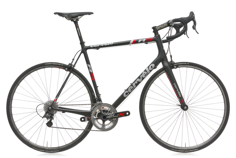 Cervelo R5 Road Bike 58cm  Bike - 2013 drive side