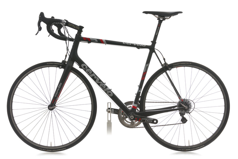 Cervelo R5 Road Bike 58cm  Bike - 2013 non-drive side
