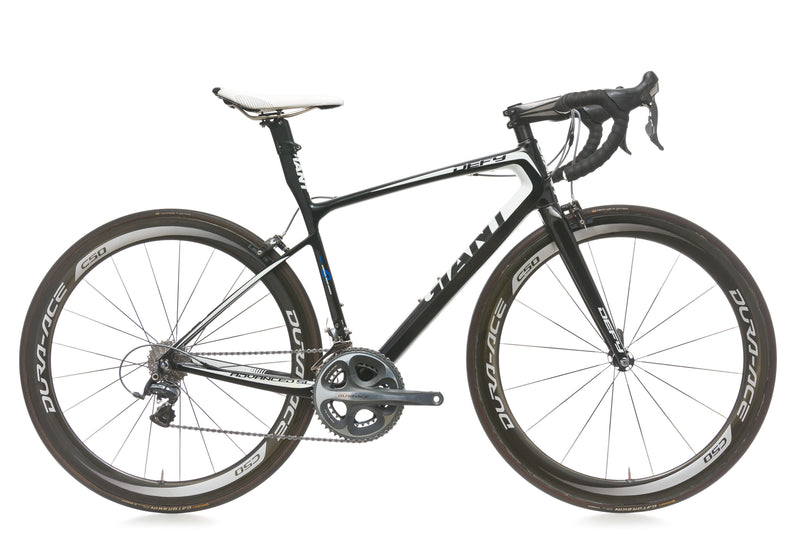 Giant Defy SL 53cm Road Bike - 2013 drive side