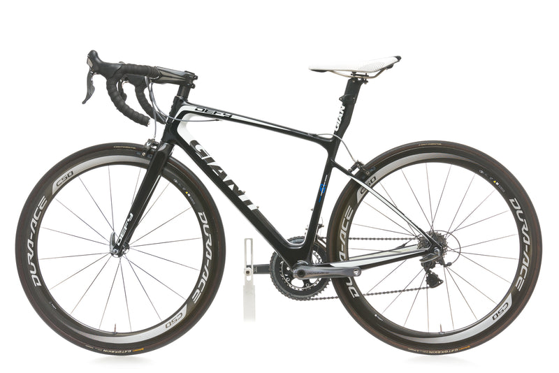 Giant Defy SL 53cm Road Bike - 2013 non-drive side
