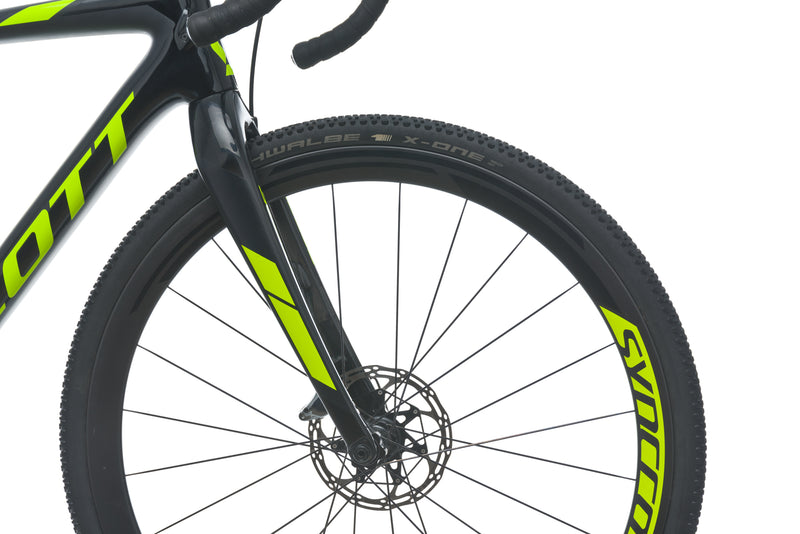 Scott Addict CX 10 Disc 54cm bike - 2018 drivetrain