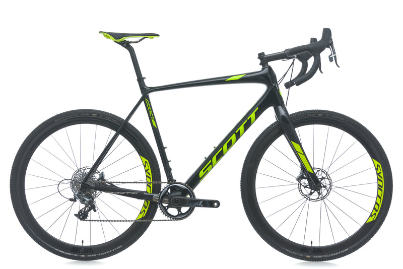Scott Addict CX 10 Disc 58cm X-Large Bike - 2018 drive side