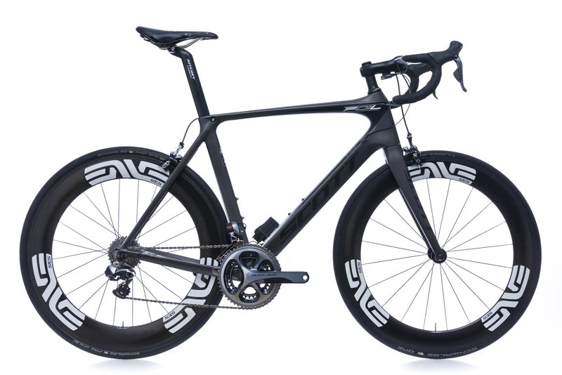 Scott Foil 15 58cm X-Large Bike - 2013 drive side