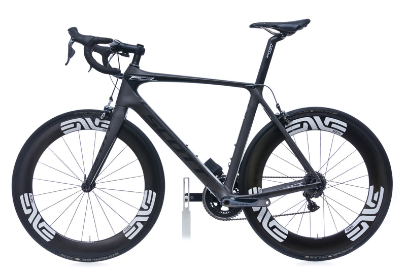 Scott Foil 15 58cm X-Large Bike - 2013 non-drive side