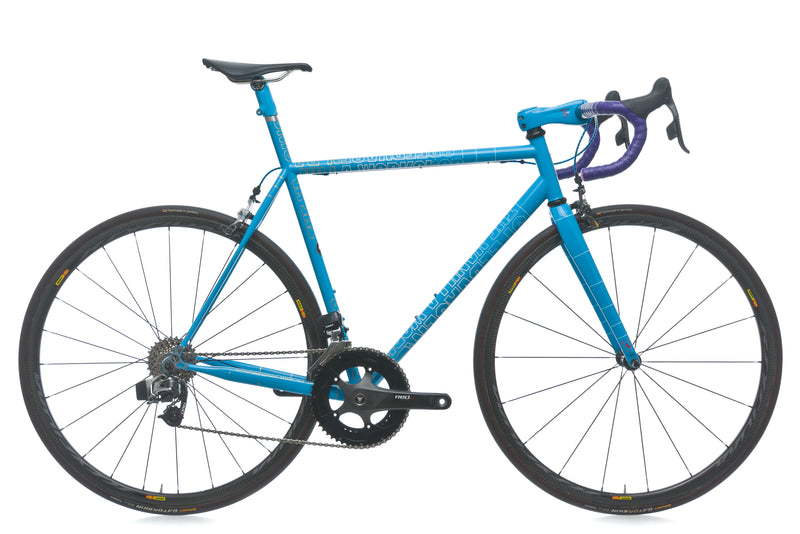 Speedvagen Road 56cm Bike - 2016 drive side