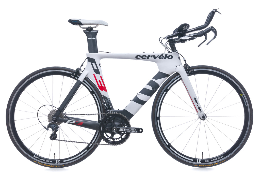 Cervelo P3 51cm Bike - 2014 drive side