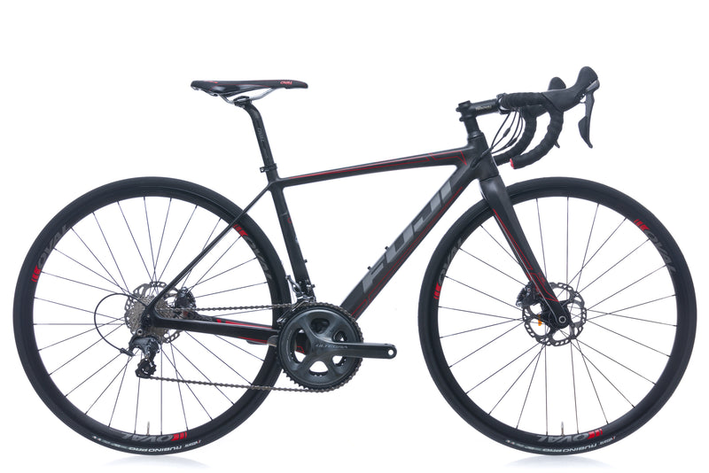 Fuji SL Disc 2.1 49cm Bike - 2017 drive side