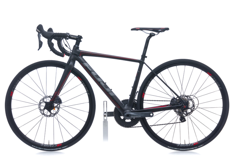 Fuji SL Disc 2.1 49cm Bike - 2017 non-drive side