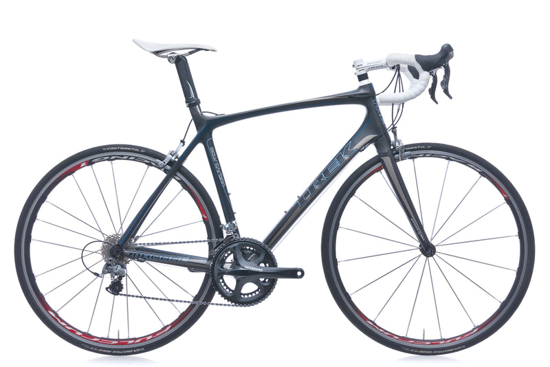 Trek Madone Project One 58cm Bike - 2010 drive side