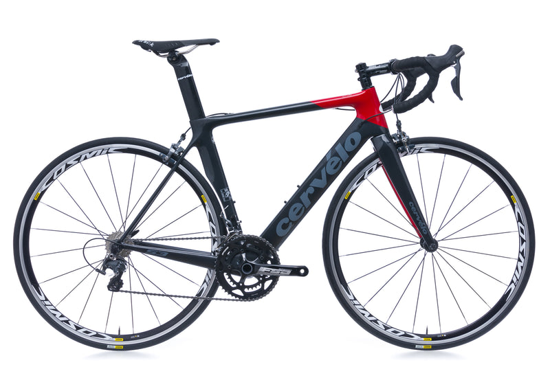 Cervelo S3 54cm Bike - 2017 drive side