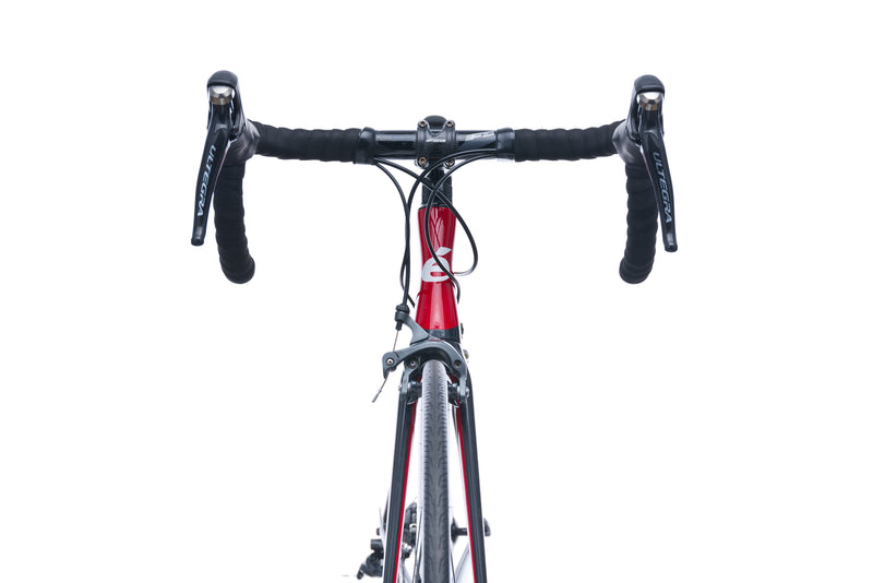 Cervelo S3 54cm Bike - 2017 front wheel