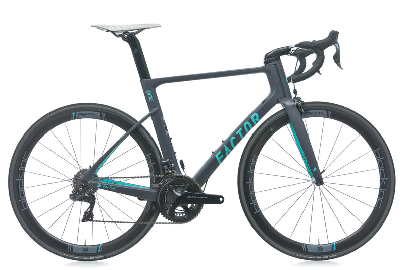Factor One 56cm Bike - 2017 drive side