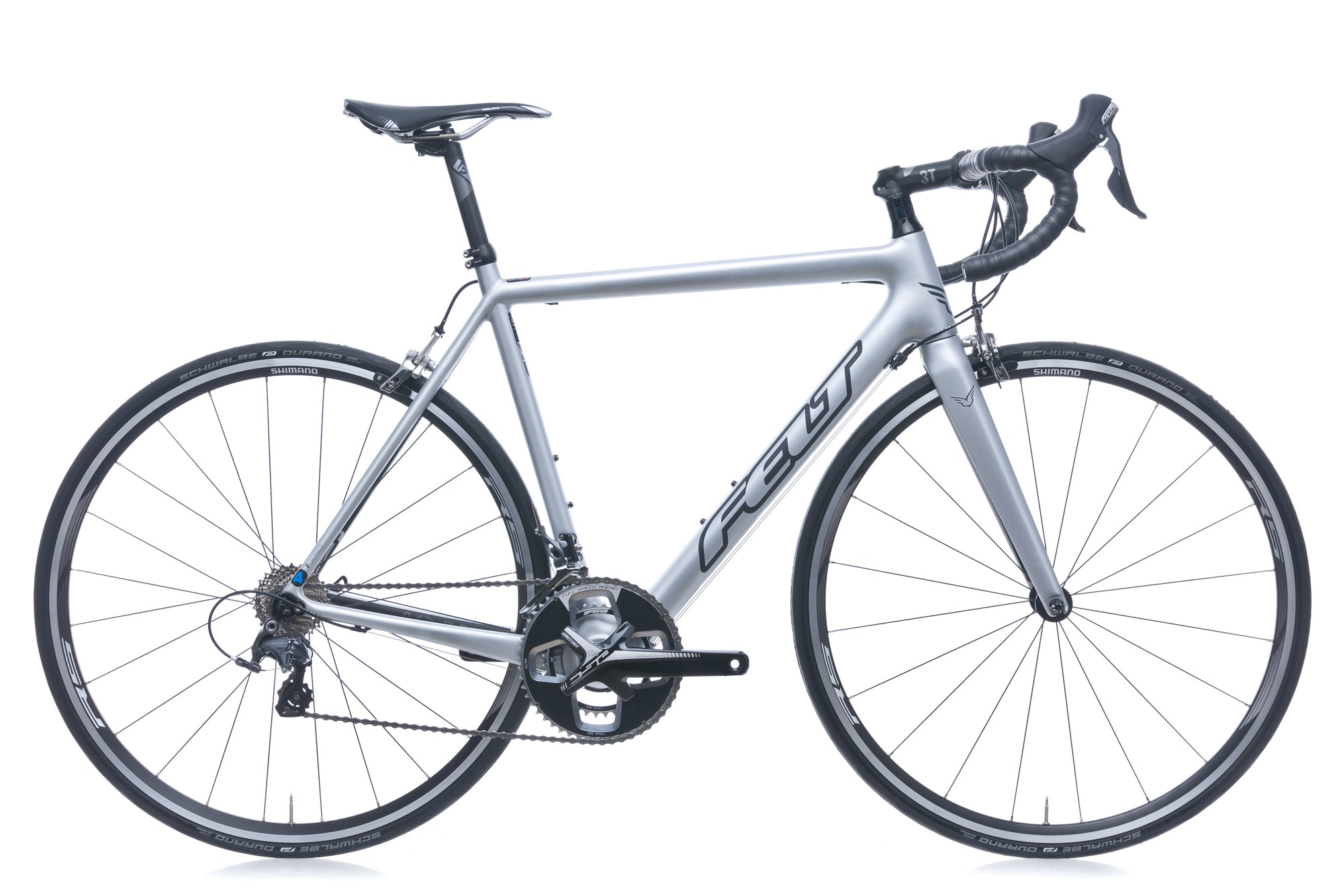 Felt F4 56cm Bike - 2016 drive side