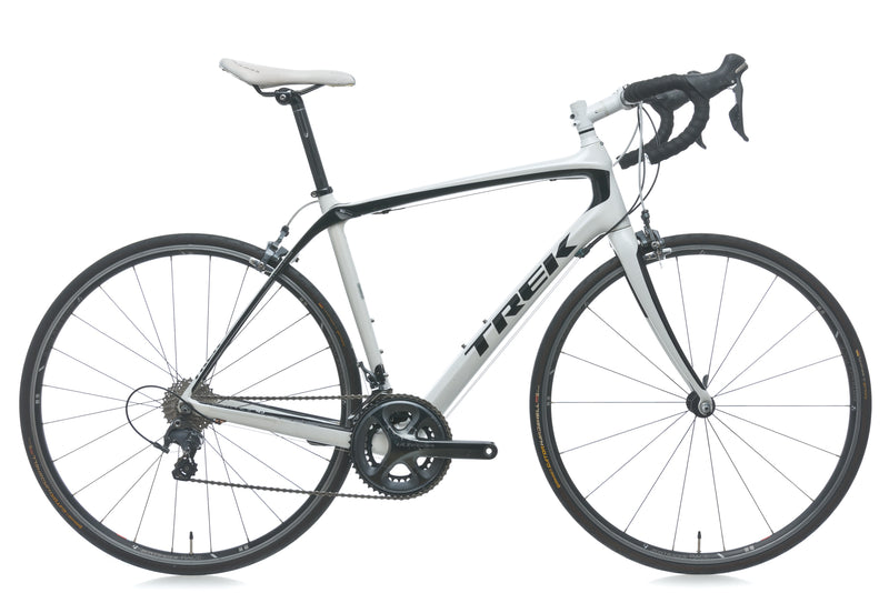 Trek Domane 4 Series Compact 56cm Bike - 2016 drive side