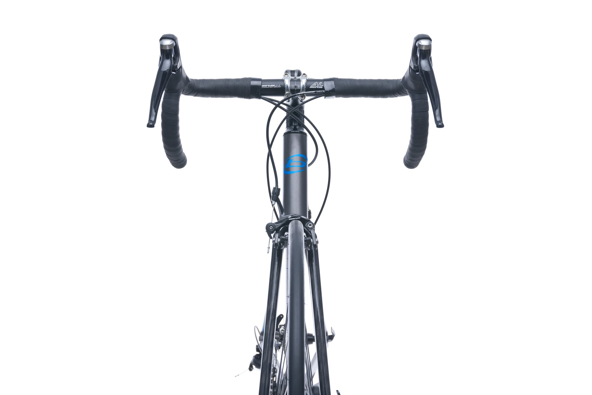 Blue AC1 AL 56cm Bike - 2017 front wheel