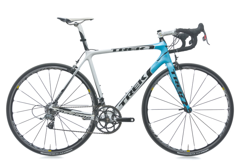Trek Madone 6 Series Project One 58cm H1 Bike - 2011 drive side