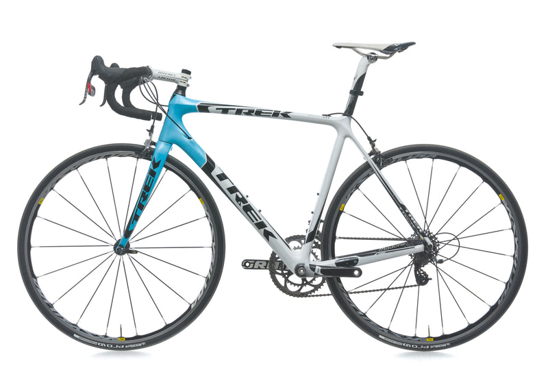 Trek Madone 6 Series Project One 58cm H1 Bike - 2011 non-drive side