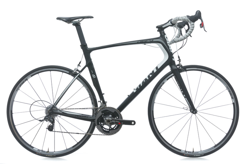 Giant Defy Advanced 0 X-Large Bike - 2013 drive side