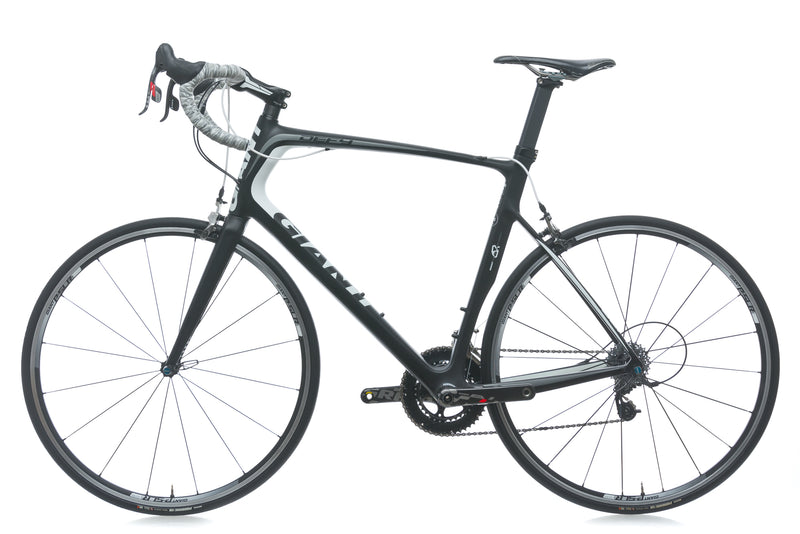Giant Defy Advanced 0 X-Large Bike - 2013 non-drive side