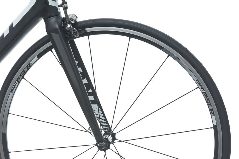 Giant Defy Advanced 0 X-Large Bike - 2013 drivetrain