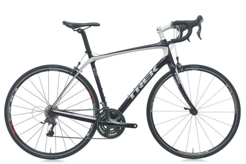Trek Domane 5.2 WSD 56cm Bike - 2013 drive side