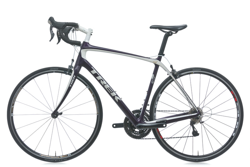 Trek Domane 5.2 WSD 56cm Bike - 2013 non-drive side