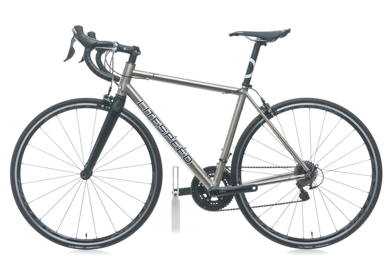 Litespeed T6 54cm Bike - 2017 non-drive side