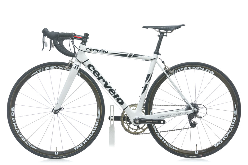 Cervelo R3 51cm Bike - 2008 non-drive side