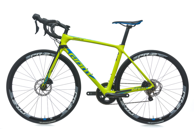 Giant TCR Advanced 1 Disc Medium Bike - 2017 non-drive side